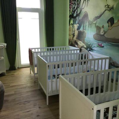 Kinderhotel - Schlafraum