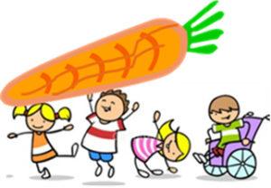Kinderhotel Karierte Karotte - Inklusiv? Na klar!
